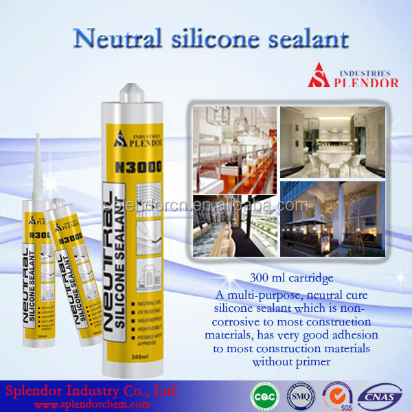 Silicone Sealant for rc boat catamaran hulls/ rebar adhesive silicone sealant supplier/ ceramic tile silicon sealant