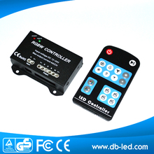 dmx multi channel led controller rgbw