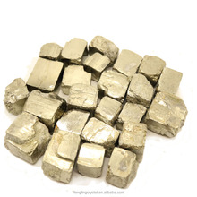 Natural Healing Crystal Minerals Pyrite Cube Rough Stones For Sale