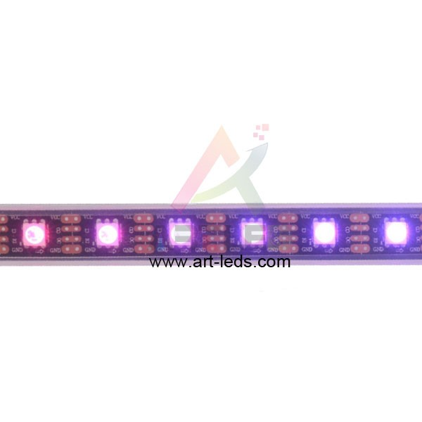 SMD5050 APA102c 60 pixels rgb led pixel digital strip