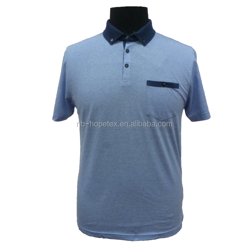 men's polo shirt basic polo t fashion short sleeve shirt