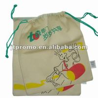 new fashion cotton drawstring bag