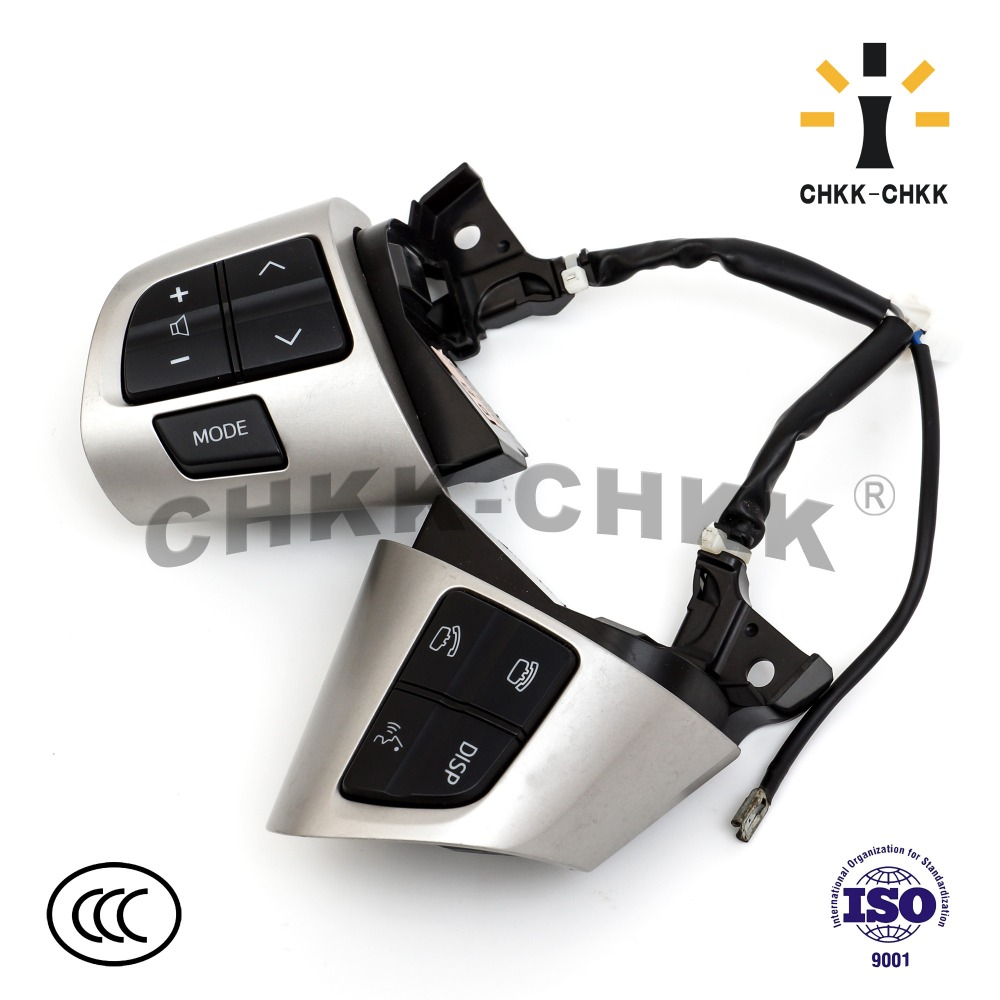 Steering Wheel Audio Control Switch FOR Toyota OEM 84250-22030 for car