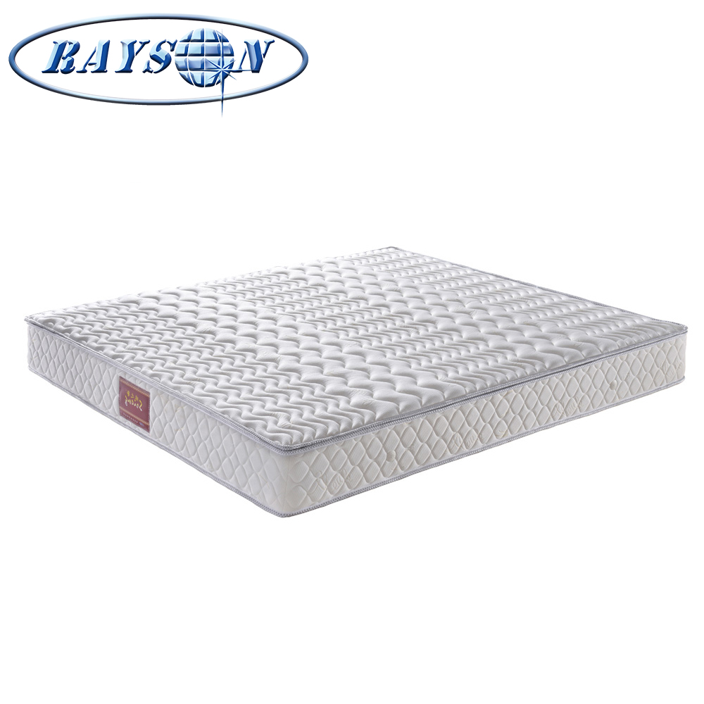 Home Furniture General Use Coconut Coir and Latex Spring Mattress Health Care Natural Palm Pocket Spring Mattress - Jozy Mattress | Jozy.net