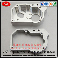 ISO/RoHS passed aluminum/steel/brass CNC sharp milling machine parts function,