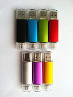 16GB OTG (On-The-Go) Micro USB Flash Drive for Smartphones