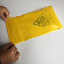 Clinical Waste Bags / Biohazard Bags,NURSE FIRST AID
