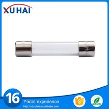 High quality thermal glass fuse 10a jet ry 121 250v 6x30