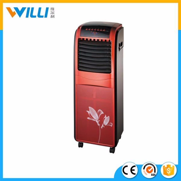 room cooler and heater solar powered ice air cooler portable air cooler water spray with water