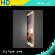 9H Hardness Glass Screen Protector for Redmi Note3