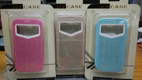 Wholesale cell phone flip cover for samsung galaxy note 2