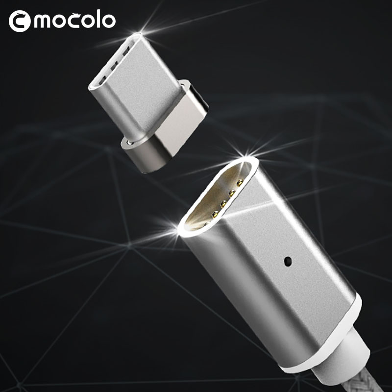 Cheap Price Led Braided 3.1 Type <strong>C</strong> Data Charging Micro Magnetic Usb Cable For Iphone