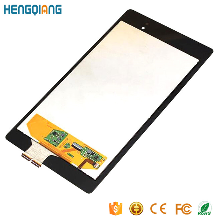 china mobile phone lcd manufacturer for LG Google nexus 7 lcd assembly with digitizer