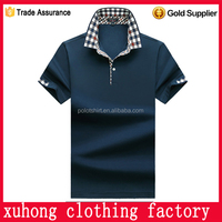 China Factory New Design Branded Men Custom Polo Shirt polo t shirts wholesale