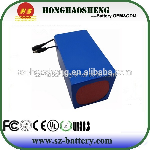 36V 15AH Lithium-ion Battery Rechargeable For Power Bank Tools