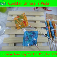 Party Decorated Toothpicks