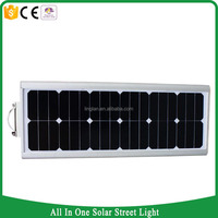 20w solar power controlled led outdoor light for courtyard park