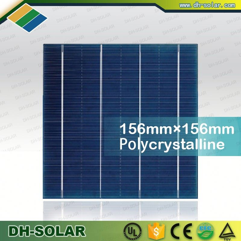 Polycrystalline silicon solar cell laminated 3.5W 18.0V mini solar panel