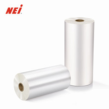 Digital printing matte BOPP plastic hot lamination adhesive film manufacturer in china