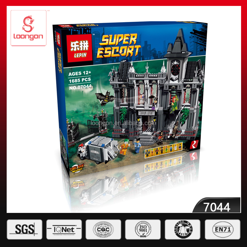 lepin super escort building block 2018 toys