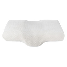 High Quality Durable Orthopedic Memory Foam Pillow Bamboo Cervical Pillow With Hole