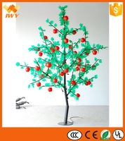 Ultra Beautiful Christmas Decoration Led Fruit Tree Holiday Lighting With CE ROHS SAA
