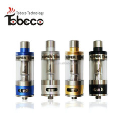 tobeco top selling authentic super tank, huge vapor best quality super tank instock