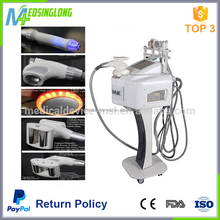 High-End velashape body slimming machine/vacuum roller rf massage/vacuum roller beauty machine