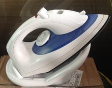220V Non stick soleplate vertical cordless steam iron