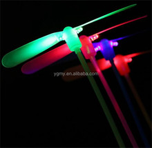 NEW LED Luminous flying light up toys Dragonfly Electronic Cheap kids gift