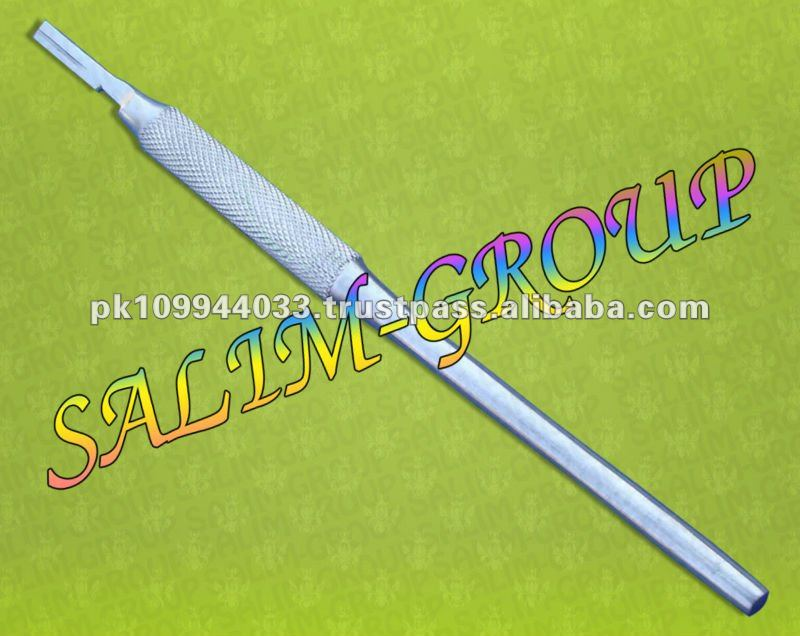 15 SCALPEL HANDLE ROUND HANDLE SURGICAL INSTRUMENTS
