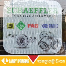 Waterproof anti-UV Custom Window Clings Static Vinyl Cling Stickers