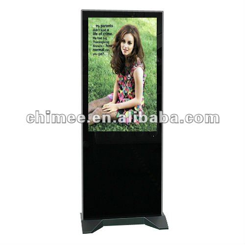 46 inch Vertical LCD Advertising Digital Signage Monitor (HQ46CS-1,17''-65'')