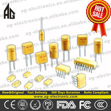 specialized in supplying tantalum capacitor 2.5volts 330uF ESR=8 Z CASE 20% 80-T528Z337M2R5ATE8 Tantalum Capacitor