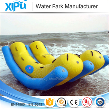 Top quality inflatable water totter seesaw water park toys