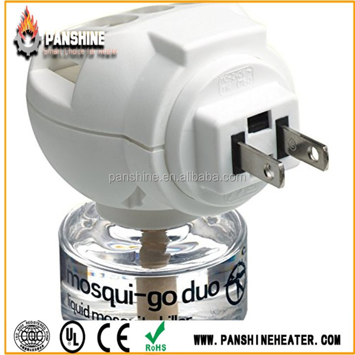 mosquito refill bottle, mosquito liquid wick, electric mosquito liquid vaporizer and machine