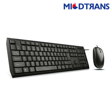 OEM Custom Logo PC Keyboard and Mouse Combo from Brand Factory