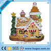funny fairy little resin village house for home decoration, christmas gift for kids
