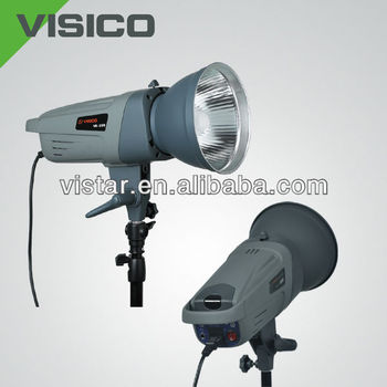 AC Studio Strobe with accurate guide number,stable color temperature