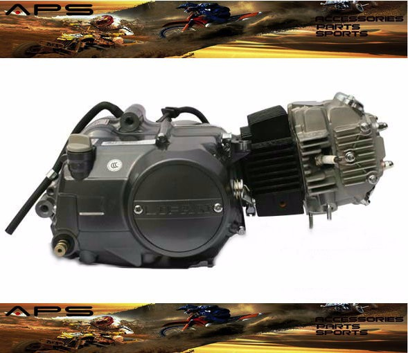 LF1P52FMI-K Engine/125CC Motorcycle Engine