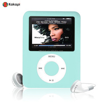2015 NEW cheapest 3rd generation Support 4GB 8GB 16GB MP3 MP4 player wholesale MP3 MP4 Player hot sale mp4 without TF card