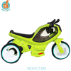WDHC1388 Kids Electric Motorcycle Battery Operated Motorcycle With Colorful Led Lights Gas Kit For Car