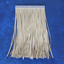 China Factory Supplies Fireproof Artificial Thatch Synthetic Thatch Roofing