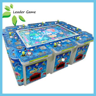 Competitive price funny fishing wholesale arcade games