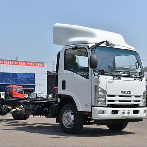 Cheap Price ISUZU ELF Truck with best Chassis for Sale