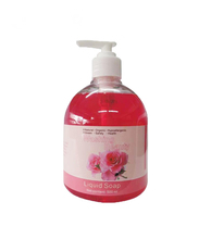 OEM Hot Sale Scented Flower&Fruit 500ml Liquid Hand Wash