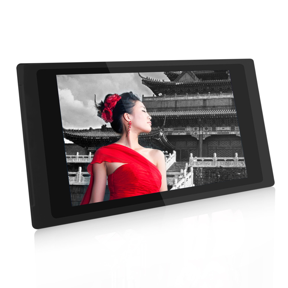 10.1''inch rj45 poe android tablet with vesa mount