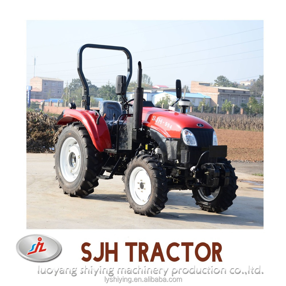 55hp 4wd Foton wheeled tractor