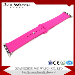 New fashion apple watch silicon strap band