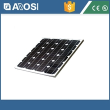 50W Solar Panel with TUV IEC MCS CEC INMETRO IDCOL SONCAP Certificates/ solar panel price